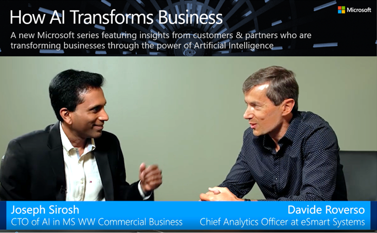 How AI transforms business